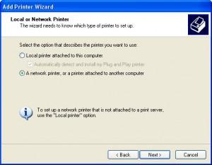 วิธีติดตั้งเครื่อง Printer ในระบบเครือข่าย LAN