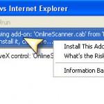โปรแกรมสแกนไวรัสออนไลน์ฟรี ESET Online Scanner 2