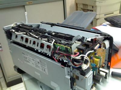 printer spool เครื่องพิมพ์หาย ปริ๊นงานไม่ได้